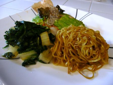 Garlic Scallion Noodles - Steamy Kitchen Recipes