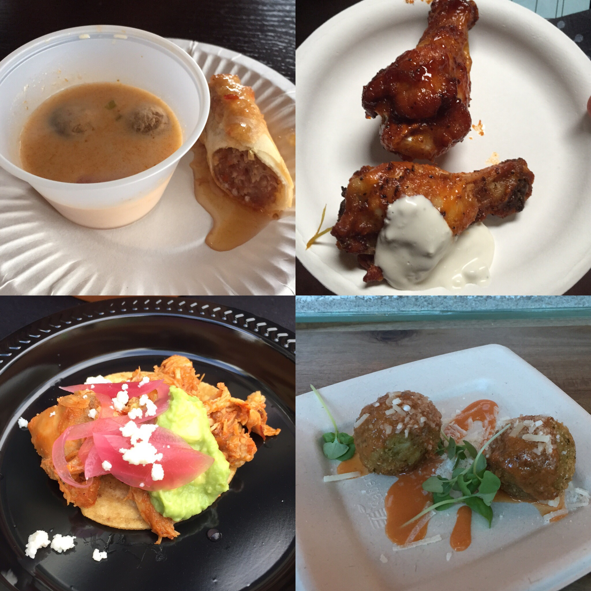 Taste Of Downtown San Diego 2015 Three Dog Kitchen